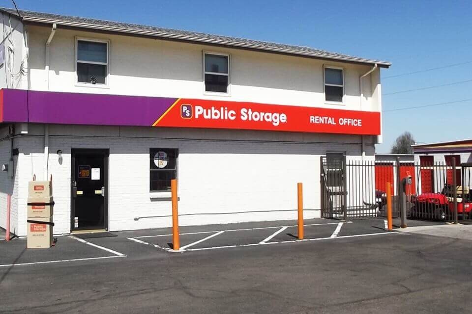 public storage 5005 e evans ave denver co 80222 exterior