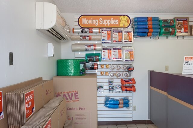 public storage 5880 66th street n st petersburg fl 33709 interior officeb
