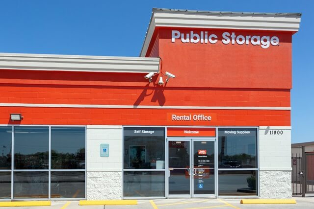public storage 11900 katy freeway houston tx 77079 exteriora