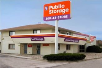 public storage 2460 north powers blvd colorado springs co 80915 exterior