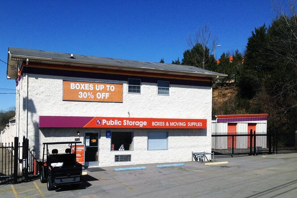 public storage 15025 lebanon road old hickory tn 37138 exterior