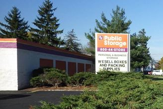 public storage 2750 old lincoln highway trevose pa 19053 exterior 1