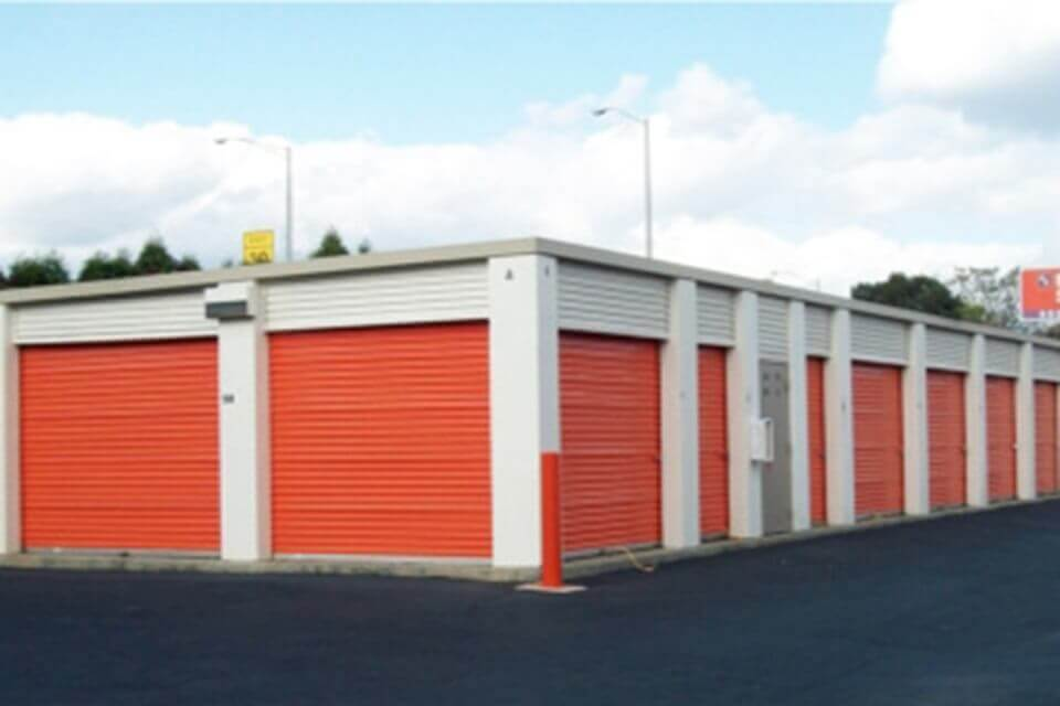 Self Storage Near 125 Railroad Ave In West Haven Ct