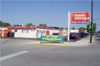 public storage 4220 west 47th street chicago il 60632 1 exterior 1