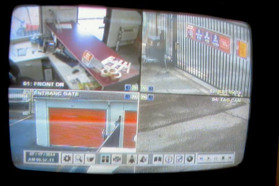 public storage 1175 s rock road wichita ks 67207 security monitor