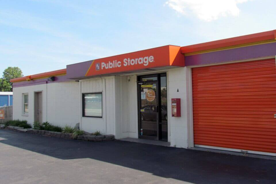 public storage 2610 yonkers road raleigh nc 27604 exterior