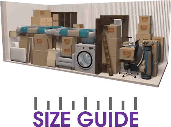 Figure Out Exactly How Much Storage E You Need With Our Size Guide
