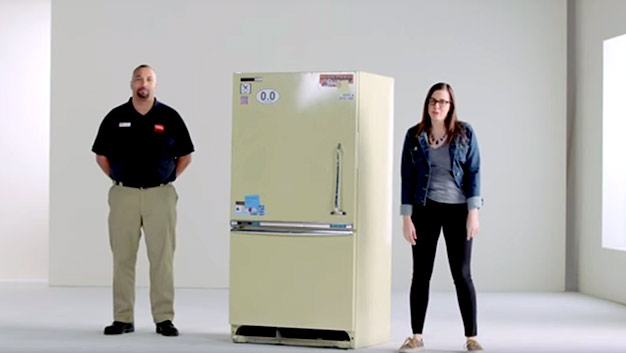 how to move a refrigerator the ultimate fridge moving guide. Black Bedroom Furniture Sets. Home Design Ideas